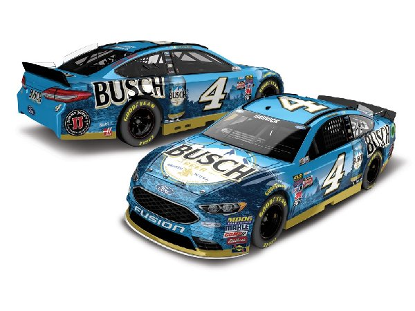 kevin harvick diecast cars busch 4