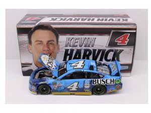 kevin harvick 2017 busch beer 1/24 diecast