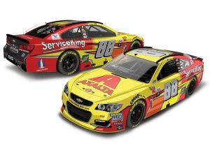 sdale earnhardt jr 2017 Service King 600th Sstart diecast