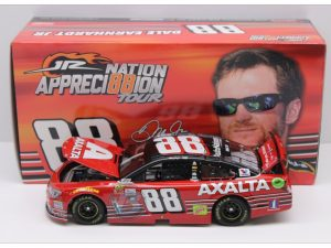 dale Earnhardt jr 2017 last final ride homestead diecast car