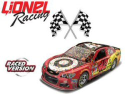 Raced Version Diecast