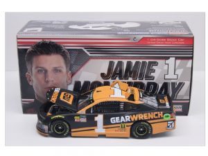 Jamie mcmurray 2018 gearwrench 1/24 diecast