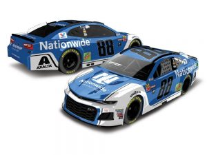 alex bowman 2018 nationwide nascar diecast car