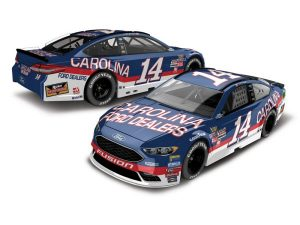 clint bowyer 2017 darlington ford dealers diecast car
