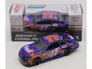 denny hamlin 2018 fedex office 1/64 diecast