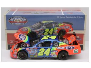 jeff Gordon 197 Daytona 500 raced version win 1/24 diecast-1