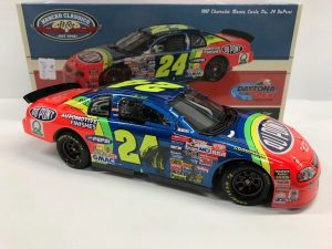 eff gordon 1997 daytona 500 raced version diecast
