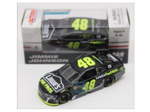 jimmie johnson 2018 lowes 1/64 diecast