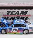 joey logano 2017 ppg paints diecast car