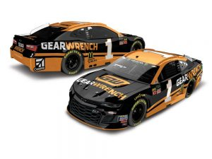 2018 jamie mcmurray gearwrench nascar diecast car