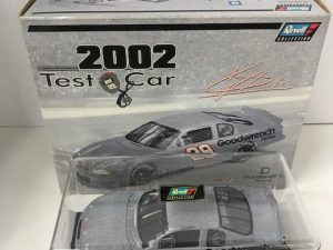 2001 kevin havick 1/24 gm goodwrench test car nascar diecast car-2