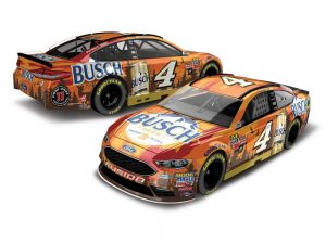 kevin Harvick 2017 busch beer outdoors diecast car