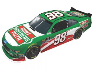 kevin harvick 2018 hunt brothers pizza xfinity series nascar diecast car