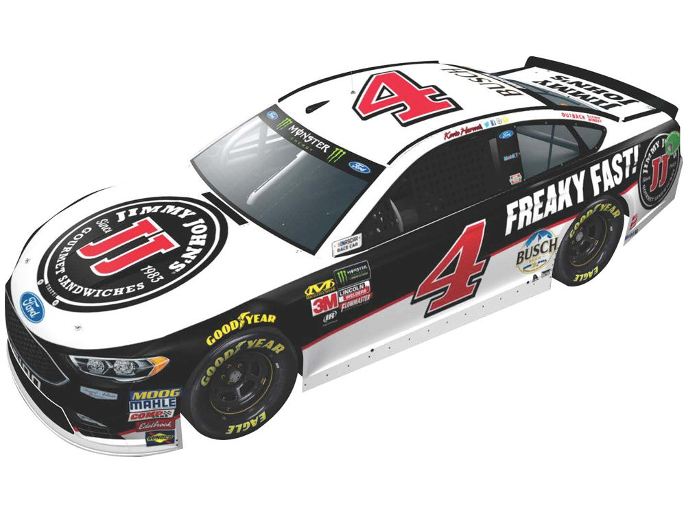 Kevin Harvick New Car