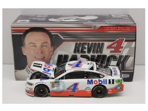 kevin harvick 2018 mobil 1/24 diecast