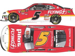 michael annett 2018 pilot flying j nascar diecast car