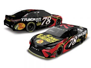 martin truex jr2018 5-hour energy-bass pro-shops nascar diecast car