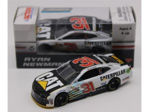 ryan newman 2018 caterpillar 1/64 diecast