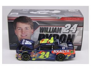 william byron 2018 axalta 1/24 diecast