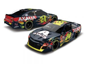 william byron 2018 axalta nascar diecast car