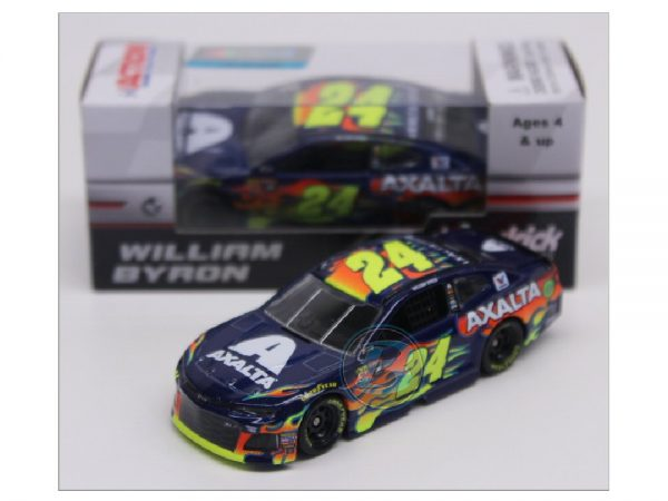 william byron 2018 axalta 1/64 diecast