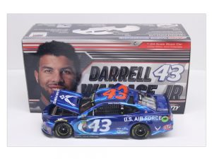 darrell wallace jr 2018 air force 1/24 diecast