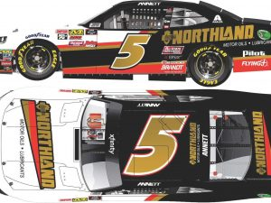 michael annett 2018 northland oil nascar diecast car