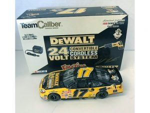 matt Kenseth 2000 dewalt 24 volt diecast car