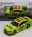 paul menard 2018 richmond menards 1/64 diecast