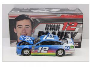 ryan blaney 2018 ppg 1/24 diecast