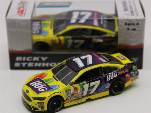 ricky Stenhouse jr 2017 little hug diecast car