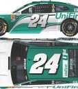 William Byron 2018 UniFirst diecast car