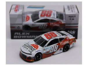 alex bowman 2018 lumar windows 1/64 diecast