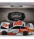 alex bowman 2018 lumar windows 1/24 diecast