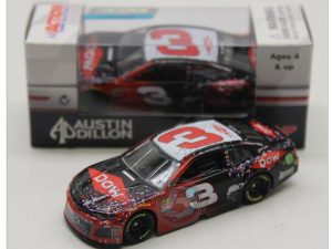 austion dillon 2018 daytona raced win 1/64 diecast