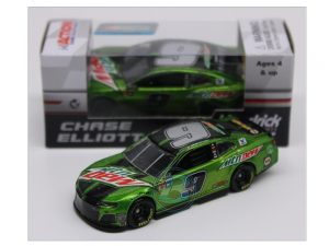 chase elliott 2018 mountain dew 1/64 diecast