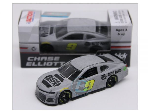 chase elliott 2018 test car 1/64 diecast