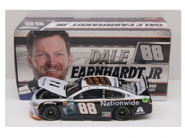 dale earnhardt jr 2017 gray ghost 1/24 diecast