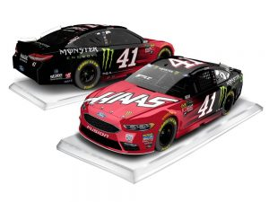 kurt busch 2018 haas automation diecast car