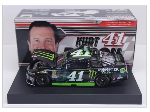 kurt busch 2018 monster energy 1/24 diecast