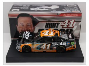 kurt busch 2018 state water heaters 1/24 diecast