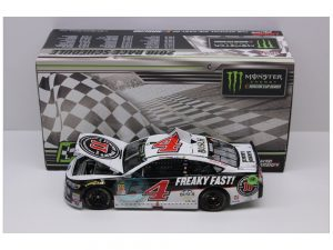 kevin harvick 2018 jimmy johns folds of honor atlanta raced version win 1/24 diecast