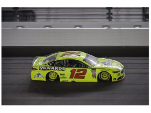 ryan blaney 2018 cam am duels raced win diecast