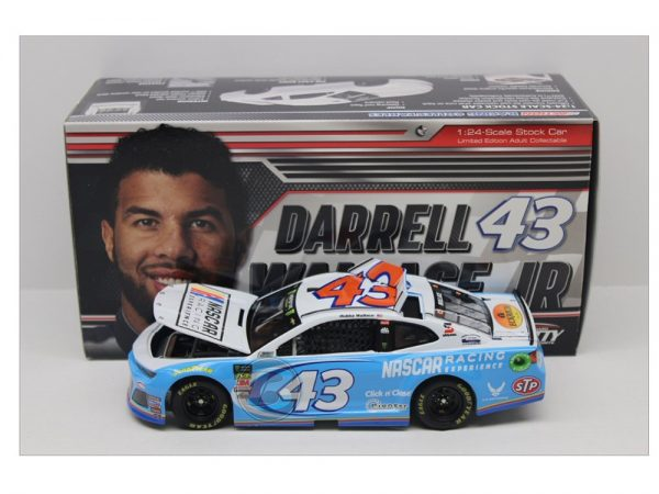 DARRELL WALLACE JJR 2018 NASCAR EXPERIANCE 1/24 DIECAST