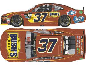chris buescher 2018 bush beans diecast