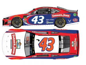 bubba wallace jr 2018 farmer john diecast
