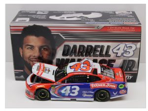 bubba wallace jr 2018 farmer john 1/24 diecast