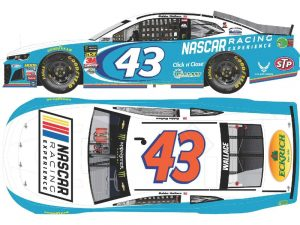 bubba wallace jr 2018 nascar racing experience diecast
