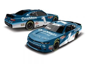 elliott sadler 2018 one main financial diecast