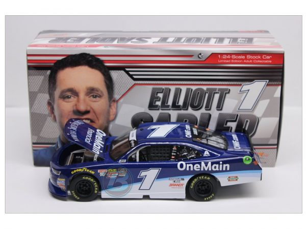 elliott sadler 2018 one main financial 1/24diecast